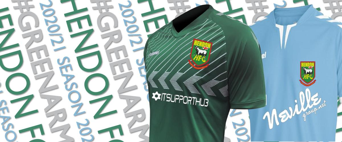 Hendon FC are Hummel: 2020/21