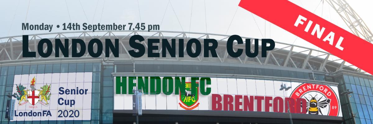 London Senior Cup Final: Hendon v Brentford B